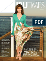 Victoria Cover Story