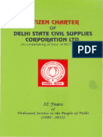 Cc Delhi State Civil Supplies Corporation