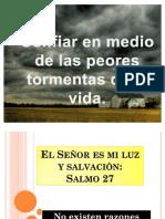 salmo 27 IBE Callao