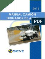 Manual Tanque de Riego