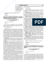 Resolución Administrativa Nº 104-2017-CE-PJ