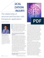 Neurological Reorganization for Brain Injury by Sargent L. Goodchild, Jr.