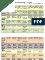 cycle menu planning
