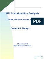 Microfinance Sustainability 20121208