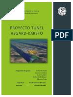 Construcciones Mineras Tunel Noruega