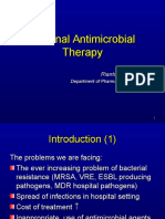 27. Lect- Mod- Inf & Immunol-Rational Antimicrob Ther-1h-May12