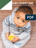 Cradle Cincinnati 2017 Annual Report Every Baby Every Day