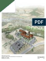 Retreat Center Renderings and Blueprints