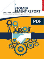 Key Customer Engagement Report Extract