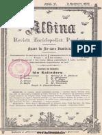 Albina 3 Noiembrie 1902