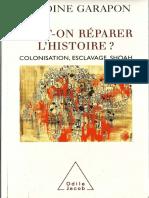 GARAPON Antoine - Léspoir dun dépassement de lhistoire.pdf