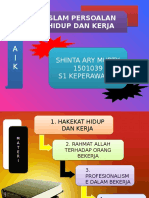 ISLAM PERSOALAN HIDUP DAN KERJA.ppt