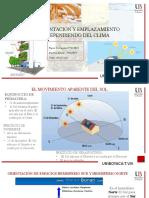ORIENTACIÓN Y EMPLAZAMIENTO DEPENDIENDO DEL CLIMA ( [Autoguardado].pptx