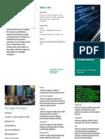 brochuresoftware