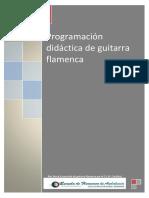 Plan Docente Efa Para Guitarra Flamenca