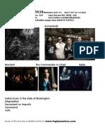 Metal Bulletin Zine 118