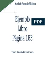 Ejemplo 2.51 Buffer de Historia