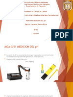 MGA pH