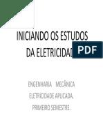 (002 Lei de Ohm e Potência Elétrica.)