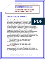 Tensile strength of cement.doc