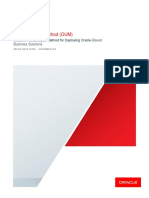 Oracle Unified Method 069204
