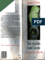 Annelies Schoeneck - Des Crudites Toute l'Annee