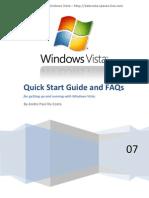Windows Vista Quick Start Guide