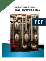 170545_IntroduccionalaIndustriaQuimicaclase1