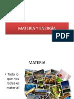 1.1 Materia y Energía
