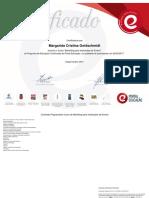 Certificado - Portal Educação