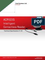 TSP-ACR123S1-A1-1.05