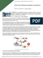 Aumento de La Producción y de La Eficiencia Energética en La Mina de Antamina