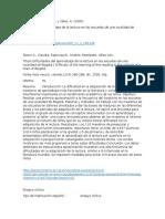 Investigacion en Bogota-Dea