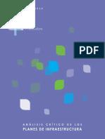 CPI - Análisis Crítico de Los Plaes de Infraestructura - 2014