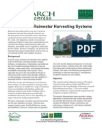 Cold Climate Rainwater Harvesting Systems