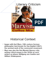 Marxist Literary Criticism PPT 20