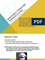 Analyzing Literature Through a Lens - Marxist Feminist Theories-PPT-17