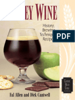 Classic Beer Style Series #11 - Barley Wine - History, Brewing Techniques, Recipes; By Fal Allen & Dick Cantwell (1998)