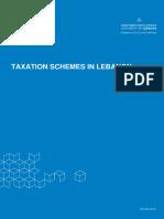 Taxation Schemes in Lebanon