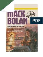 Mack Bolan the Executioner 045 - Paramilitary Pl