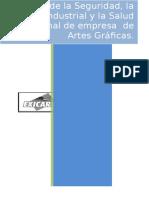 Análisis de La Seguridad, La Higiene Industrial y La Salud Ocupacional de Exicarton s.a.