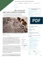 Desmontan Una Villa Romana Del Siglo I Para Construir Un Párking _ Andalucía _ EL MUNDO