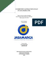 Analisis Laporan Keuangan PT Jasa Marga Tbk