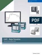 Manual Siemens Baja Tensión Con Precios