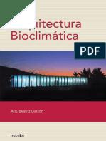 Arquitectura bioclimA!tica - GarzA3n, Beatriz(CB).pdf