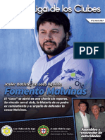 Revista La Liga de los Clubes | N°2 Abril 2017