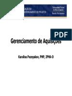 Aquisições_GGP45