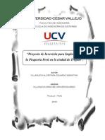 Estructura Metodológica GPCI