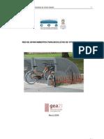 Red de aparcabicis Vitoria-Gasteiz - Memoria versión 3/06