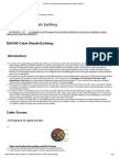 EHV_HV Cable Sheath Earthing _ Electrical Notes & Articles